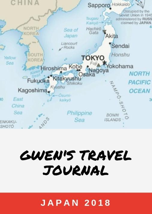 gwen's travel journal